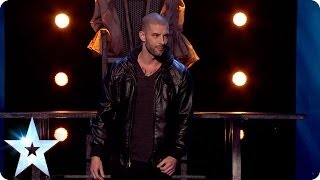Magician Darcy Oake does the ultimate disapearing act | Britain