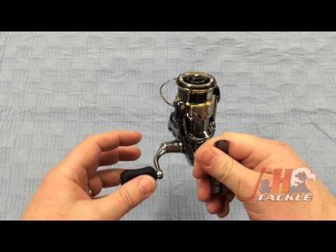 Shimano Stella FI STLC2000SFI Spinning Reel | J&H Tackle