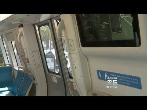 People With Disabilities Protest New BART Car Design