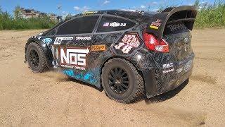 """""""Новая"""" раллийка от Traxxas. Traxxas Ford Fiesta ST (Traxxas NOS Deegan 38) Rally Car"""