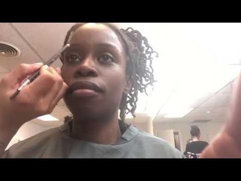 Vlog Episode 21: Beauty School- Makeup & Eyebrow Waxing