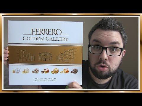 Ferrero Golden Gallery Review