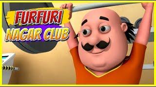 Motu Patlu | Motu Patlu in Hindi | 2019 | FurFuri Nagar Club