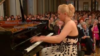 Franz Liszt - Rhapsodie espagnole - by Aleksandra Mikulska