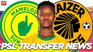 PSL Transfer News|Zwane To Kaizer Chiefs,Makaringe Signs For Orlando Pirates?
