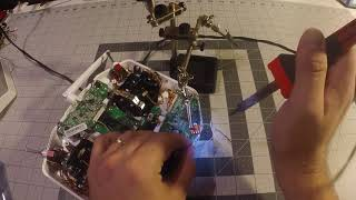 FrSky Q X7 Crossfire Mod Break Out Board