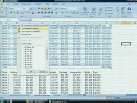 MS Small Business - Productivity With Office 2007