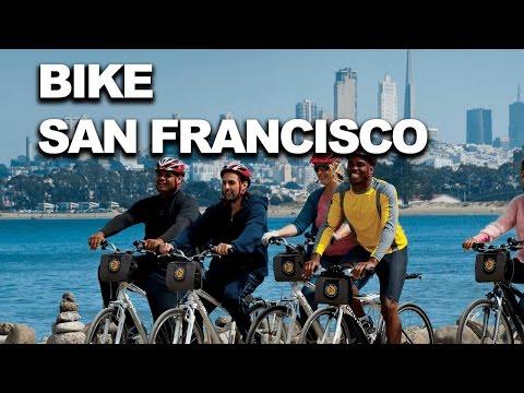 Bike Rental Golden Gate Bridge: Bike Across the Golden Gate Bridge San Francisco California