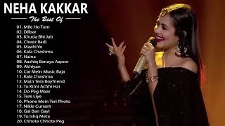 BEst Of Neha Kakkar 2020 _ NEHA KAKKAR NEW HIT SONG / Latest Bollywood Hindi Songs 2020