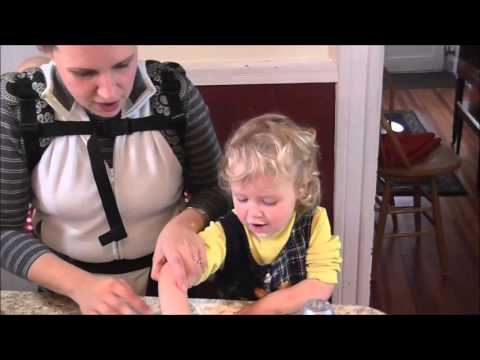 Cooking With Kids: How To Make Hoagie (Sub) Rolls