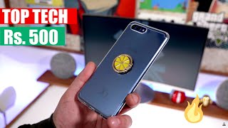 Top Tech 10 Gadgets and Accessories Under Rs. 500 | iGyaan