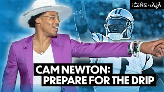 Cam Newton Is On YouTube!