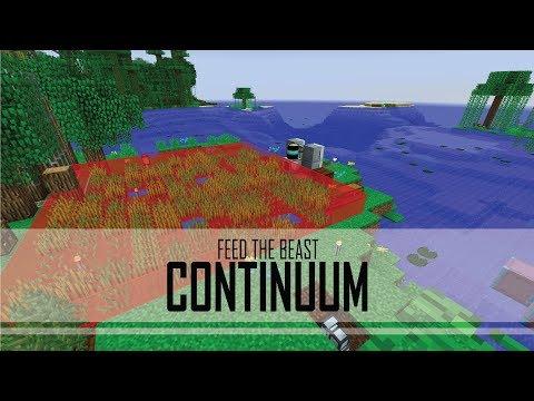 [BETA] FTB Continuum - 23 - ENDER CHEST AND FARM
