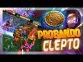 Download Video Download PROBANDO LA NUEVA CLEPTO! ME DESCUIDO Y PASA ESTO! | Blitzcrank s8 | league of legends | Exelion 3GP MP4 FLV