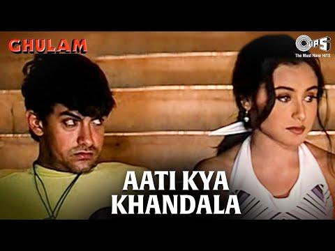 Xxx Mp4 Aati Kya Khandala Ghulam Aamir Khan Rani Mukherjee Aamir Khan Alka Yagnik 3gp Sex
