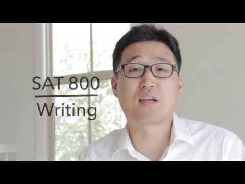 SAT Writing 800  Guaranteed Results