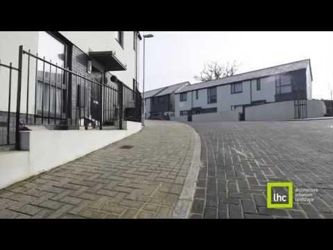 LHC Architects design award winning affordable housing in Totnes, Devon