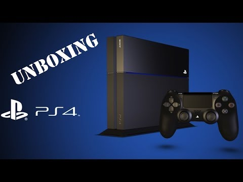 Playstation 4 - Unboxing (German)