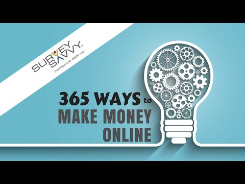 Complete Surveys to Earn Extra Money Online