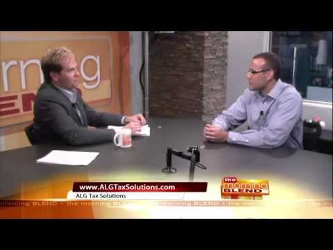 Removing IRS Penalties Lansing Fox 47 Interview - ALG Tax Solutions