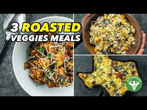 3 Tasty Roasted Vegetables Recipes To Eat
