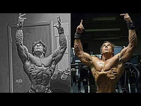 The Golden Aesthetics Of Bodybuilding | Aesthetic Fitness Motivation