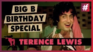 Terence Lewis - Amitabh Bachchan Birthday Special