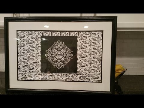 How to Make Your Own Artwork for Cheap DIY