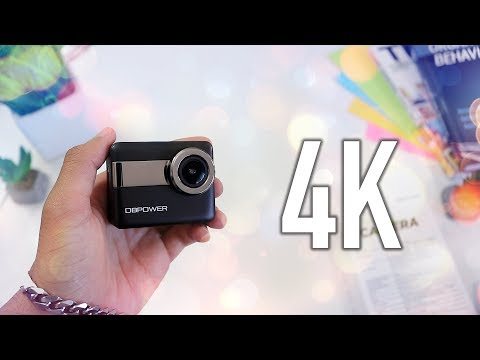 $80 REAL 4k Action Cam Review - Is it Worth it? Overview | 4K