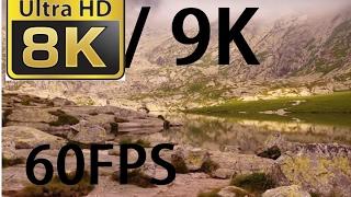 [FullUHD+] 8K 60FPS High Tatras Terry hut or 9K (8196*4606, 3.2GByte) Slovakia