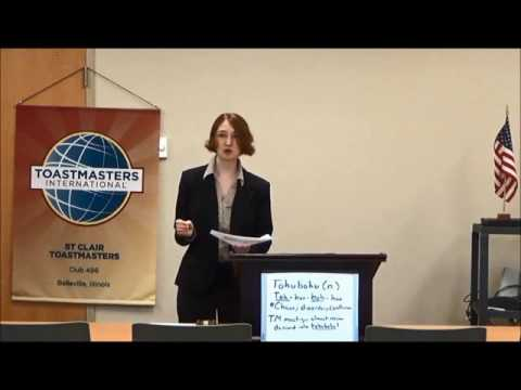 The Basics of Running A Toastmasters Club Facebook Page - Eileen Murphy