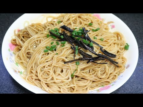 Easy Cook Chinese Food at Home - Simple Noodles Recipe& Tomato and Egg Soup
