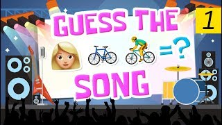 Can You Guess All The Songs? | Song Challenge 1 🎶