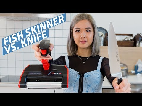 Do You Need a $150 Automatic Fish Skinner? — The Kitchen Gadget Test Show