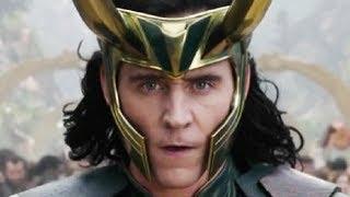 The Thor: Ragnarok Scenes You Didn