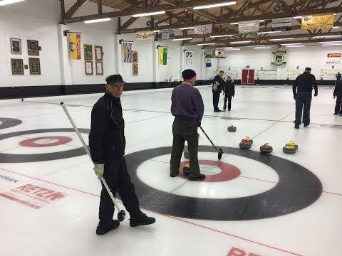 Toronto Interfaith Curling on CBC