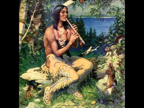 Native American Flute- The Medicine Bag
