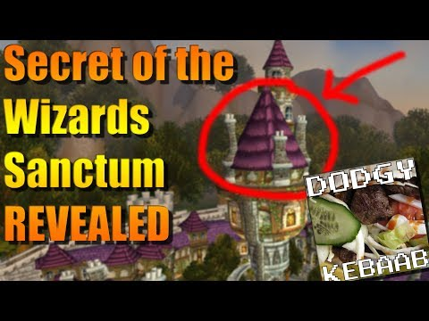 Secret of the Wizards Sanctum Revealed - World of Warcraft
