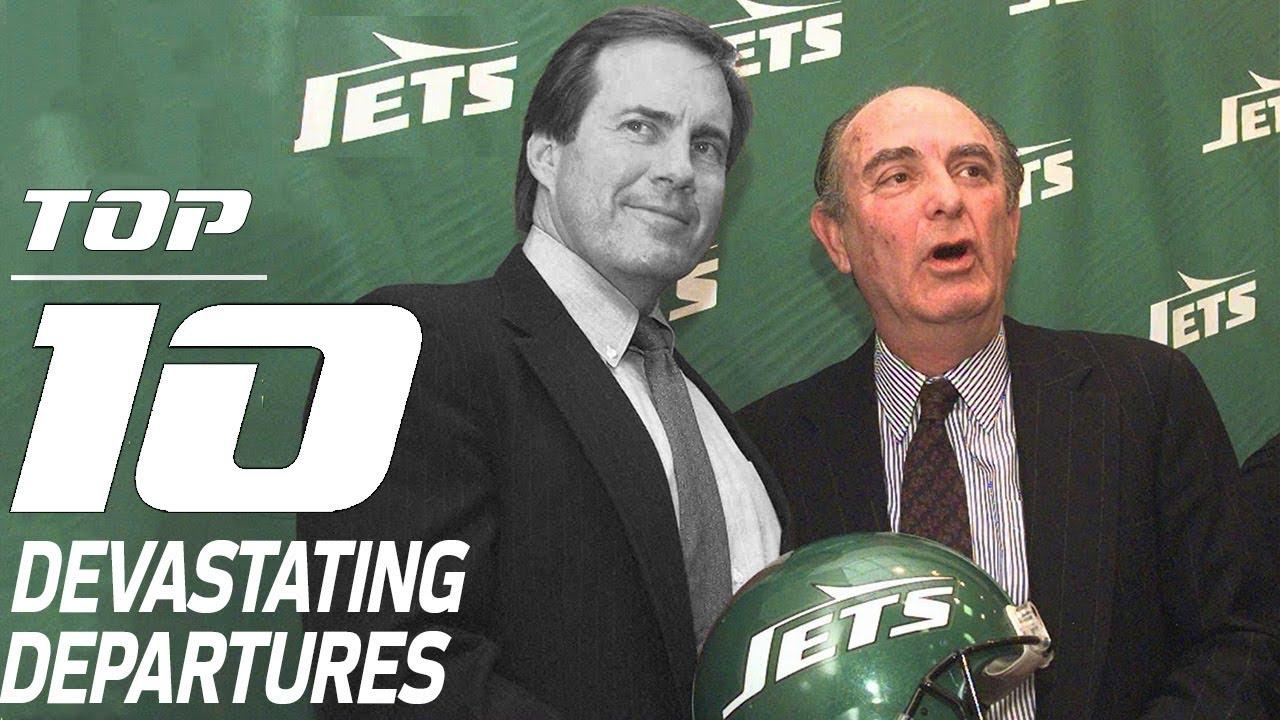 Top 10 Devastating Departures   NFL Films