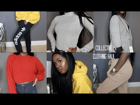 Collective Clothing Haul | ZARA, ASOS, F21, MISSGUIDED