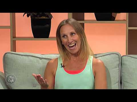 Lorraine Scapens joins us to talk about doing your own exercising at home