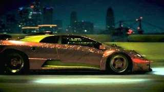 Need For Speed Launch Trailer