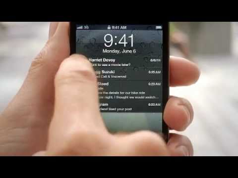 New iOS 5 for iPod touch, iPhone and iPad