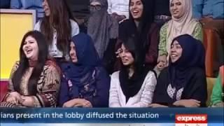ناگی نے خبردار میں (PMLN) کی وه چھترول کی اور اتے ہی دھوم مچا دی