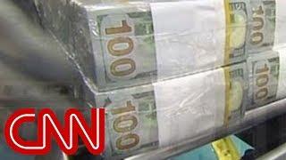 Money factory botches new $100 bills