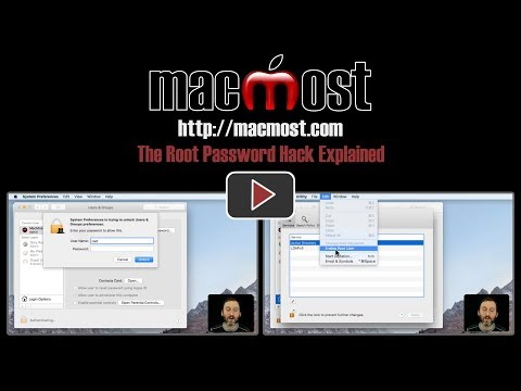 The Root Password Hack Explained (#1541)