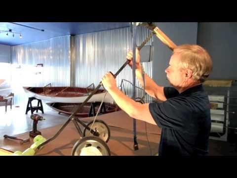 Building a Canoe Cart