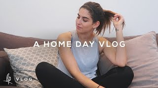 A HOME DAY VLOG | Lily Pebbles