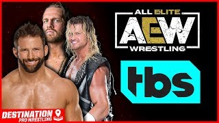 Download AEW on TBS Network - Ziggler and Zack Ryder Leaving WWE for AEW? Video