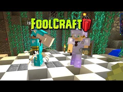 Minecraft - FoolCraft 3 #2: Roguelike Dungeons